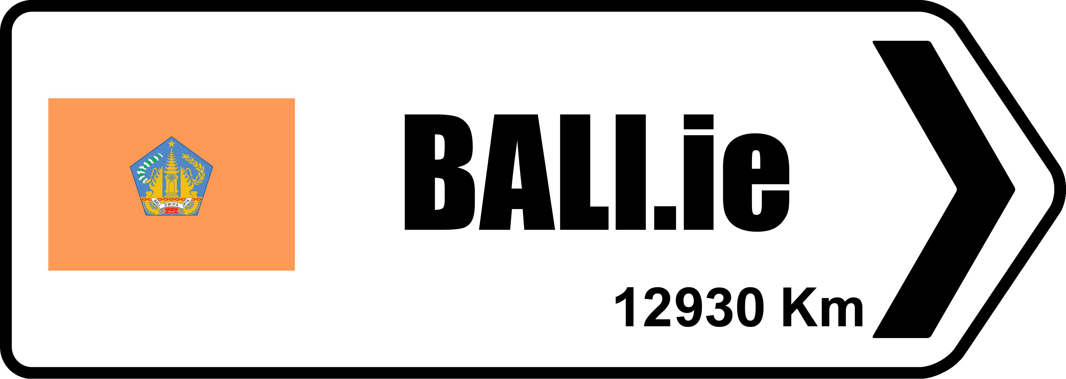 Visit Bali from Ireland