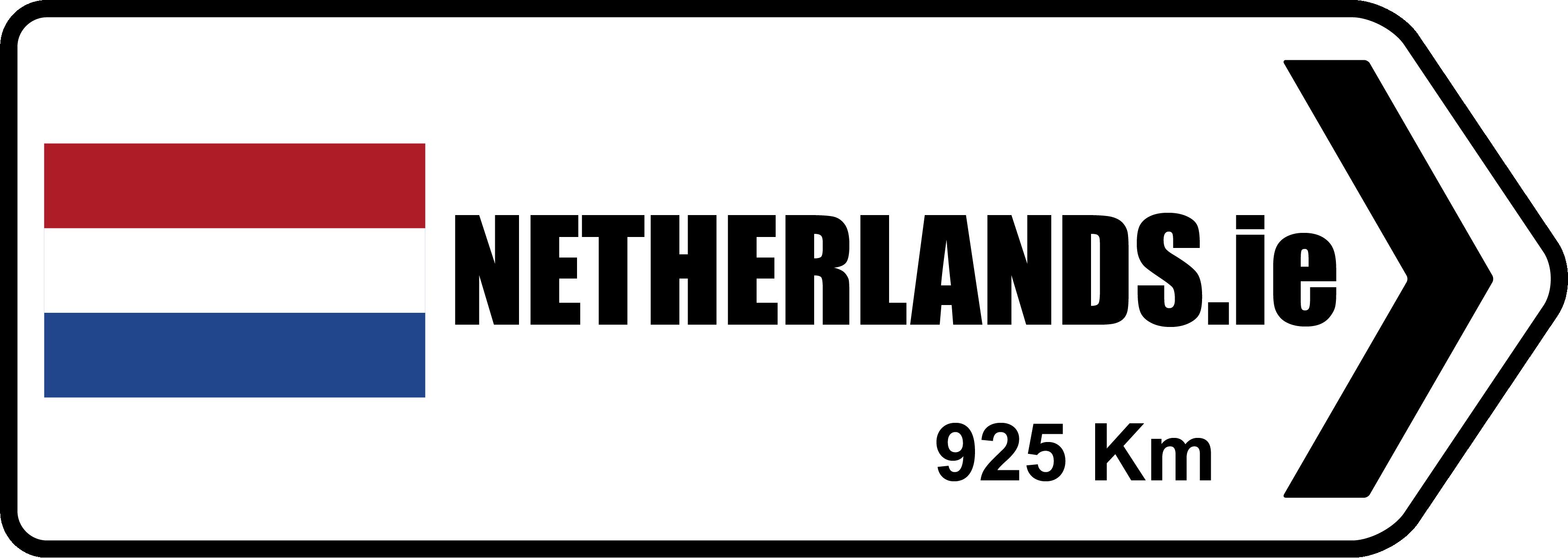 Visit Netherlands from Ireland